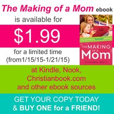The Making of a Mom ebook for ONLY 1.99 via @themominitiativ