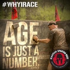 Age is Just a Number. Remember to check out our Spartan Page for discounts and race reviews http://www.mudrunguide.com/organizers/spartan-race/