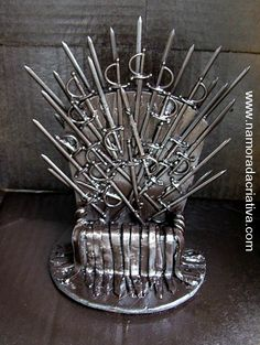 DIY porta celular Game of Thrones