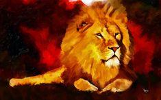 Lion painting lion art Print Lion PRINT great price https://www.etsy.com/listing/242680571/painting-of-lion-painting-lion-art-print?utm_source=mento&utm_medium=api&utm_campaign=api  #Lionpainting #Lionart #LionGIclee