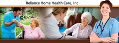 Reliance #Home_Health_Care is home health care agency, certified for the provision of the elderly care assistance.https://goo.gl/qKbpRf