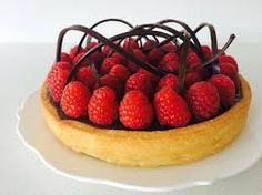 CHOCOLATE RASPBERRY TART RECIPE How To Cook - Buscar con Google