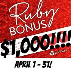 Ruby Bonus has been doubled to 1,000. this is the time to join!!!! Looking for 2 motivate people who are ready to rock this business✅ Be your own boss....work on your time!!!! Message me to get started 7862554768 or www.bodywrapzbyjenny.com #bodywrapzbyjenny #itworks #itworksdistributor #itworksruby #workhard #gym #workfromhome #mom #bridal #miami #run #bodywraps #skinnywrap #bonus #rubybonus #usa #newyork #la #paris