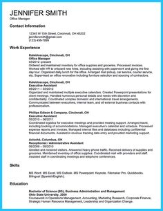 if you seek a job for administrative coordinator you need to make a resume