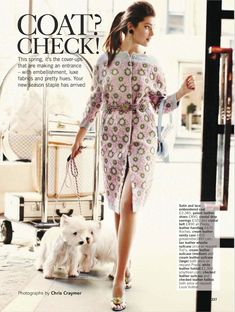 extrasexy:  Anna Speckhart | Chris Craymer | Glamour UK April 2012 |
