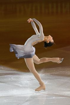 Kim, Yu-Na - Olympic World Champion. I was always interested in watching figure skating (not sure why). However, I do remember watching her skate and told as soon as I saw her my intuition said she is our next champion and she is definitely on top of the skills chart.