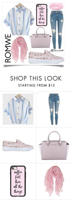 """""""Untitled #253"""" by jgelizabeth ❤ liked on Polyvore featuring Michael Kors, MICHAEL Michael Kors, Casetify and Humble Chic"""