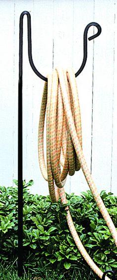 wrought iron hose holder   tgldirect