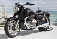Moto Guzzi California 1400 - nem sabia que existia uma Guzzi tão grande !