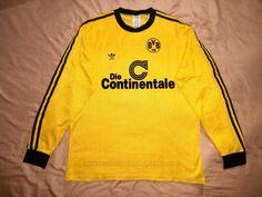 Borussia Dortmund Home football shirt 1989 - 1991. Added on 2009-11-13, 14:53