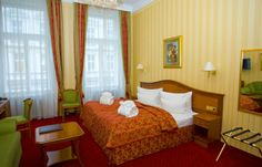 double room superior @ Opera Suites, Wien/Vienna, Austria