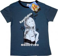 Haine pentru copii - Tricou Hannah Montana, 100% bumbac. Hannah Montana, Mens Tops, T Shirt, Women, Fashion, Supreme T Shirt, Moda, Tee Shirt, Fashion Styles