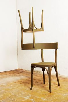 Stuehle - Chairs by Marcus Hofer