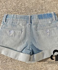 Bellflower Shorts | IndigoPaper