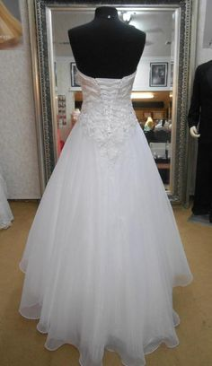 Alfred Angelo 2450 258 Size 6