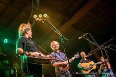 Yonder Mountain String Band w/ Jerry Douglas 08/23/2014 Pisgah Brewing Company Black Mountain, NC