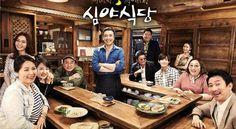 [K-Drama Late Night Restaurant]  Judul Lain : Midnight Diner Jam Tayang : Sabtu 24:10 KST Tanggal Tayang : 4 Juli 2015 s/d 10 Agustus 2015 Network : SBS Genre : Mystery  Pemeran : ~  https://www.facebook.com/119838964876544/photos/pb.119838964876544.-2207520000.1446335102./440378406155930/?type=3&theater