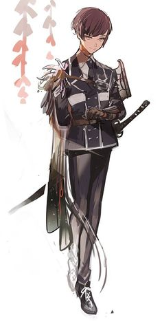 Adult Hirano Toushirou