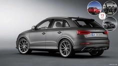 2014 Audi RS Q3 -   Audi RS Q3 2015  YouTube  Audi rs q3 review | autocar Audis junior suv gets the rs treatment and an interesting car results; standard wheels are 19-inch items but there are two 20-inch options; these are the. Audi rs q3 review | auto express Audis rs q3 is pretty unique in the market as it combines the blistering performance commonly associated with a hot hatchback and the style and practicalities of. Facelifted audi q3  rs q3 revealed: video The high-performance rs q3…