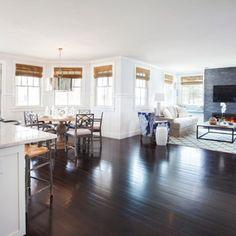 Burnell Street, Nantucket, MA - beach-style - Living Room - Boston - Christopher's Home Furnishings of Nantucket, Inc.