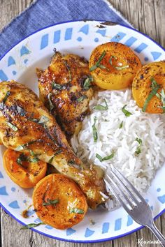 Kouzinista – Made with love by Nana Oven Roast, Greek Recipes, Tandoori Chicken, Food Styling, Mustard, Shrimp, Yummy Food, Meat, Cooking