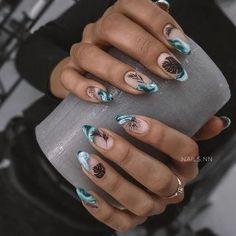 The Best Nail Art Designs – Your Beautiful Nails Dream Nails, Love Nails, Pretty Nails, Fun Nails, Almond Nails Designs, City Nails, Nagel Blog, Minimalist Nails, Stylish Nails