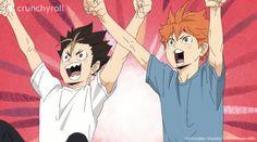 shipper — I already did read Haikyuu! the manga but the. Haikyuu Funny, Haikyuu Fanart, Haikyuu Anime, Anime Naruto, Nishinoya Yuu, Hinata Shouyou, Oikawa, Kagehina, Anime Cosplay