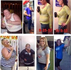 Four lives changed forever!  It all started with the 24 Day Challenge!