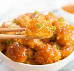 Crunchy baked breaded cauliflower pieces arecoated with honey garlic sauce. It's an easy and delicious weeknight meal. I can't get enough of this honey garlic sauce. It's savory, spicy, and sweet, all at the same time. And crunchy bites of cauliflower are the perfect vehicle for soaking up the thick sauce. Last week we had …