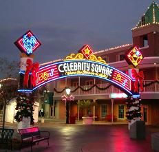 Myrtle beach celebrity square attraction.   #MYRDreamVacation