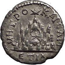 SEPTIMIUS SEVERUS 205AD Caesarea Cappadocia Mt Argaeus Silver Roman Coin i56042 https://trustedmedievalcoins.wordpress.com/2016/06/01/septimius-severus-205ad-caesarea-cappadocia-mt-argaeus-silver-roman-coin-i56042/