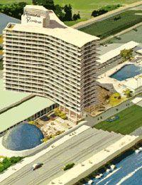 Hotel Habana Riviera Cuba 1950s