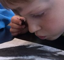 Børn kan ikke lave kunst - men de kan være kreative - klumme fra KUNSTEN.NU