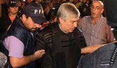 Procesaron a Lázaro Báez por lavado de dinero a través de obras públicas: El juez federal Sebastián Casanello proceso hoy a Lázaro Báez y…