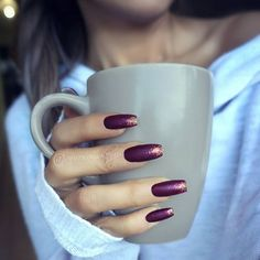 """""""Hi today hunny bunnies I have so many things to do, so I just made time for some outfits and these nails...Looking For The Hottest Colors and Design For Fall Nails? You Can Try Gel Or Acrylic To Bring Out The Colors You Want This Fall. Coffin And Almond Nails Are Hot Now For Autumn As Are Short Nails With Shellac."""