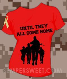 Red Friday Shirt   #redfriday #military #army #usmc #marines #navy