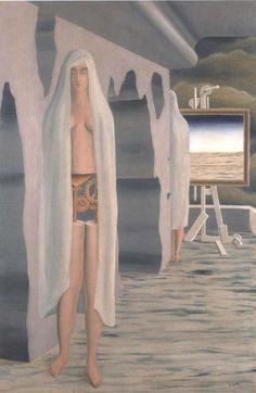 'The Age of Wonders (L'âge des merveilles)' 1926  René Magritte.