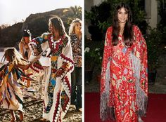 From the book «Gypset Style», Editions Assouline // Margherita Missoni in caftan