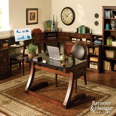 His and Hers Home Office Decorating Ideas Best Office