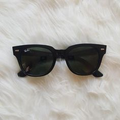 87bc3a14fb Ray-Ban RB4168 Meteor Black Sunglasses! Excellent Condition! Authentic!   fashion  clothing  shoes  accessories  unisexclothingshoesaccs   unisexaccessories ...