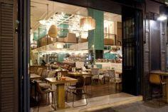 Madrid, Spain... Casa Mono, un restaurante 'todo en uno'