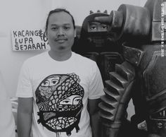 Street artist Eko Nugroho (Indonesië) #IKEABEartcollection