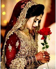 Bridal Mehndi Dresses, Pakistani Wedding Outfits, Bridal Dress Design, Pakistani Bridal Dresses, Pakistani Wedding Dresses, Wedding Dresses For Girls, Bridal Outfits, Bride Dresses, Pakistani Bridal Makeup Hairstyles