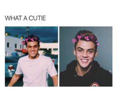 Yea but girls, he's my little Cutie