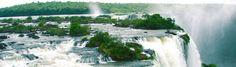 Foz do Iguaçu.   Saiba mais sobre a cidade com as famosas quedas d'água, Cataratas do Iguaçu.   http://www.submarinoviagens.com.br/destinos/foz-do-iguacu.aspx