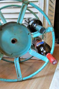 Repurposed   ♪ ♪ ... #inspiration  #diy GB  http://www.pinterest.com/gigibrazil/boards/