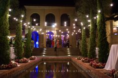 Lighting options for your wedding, there is something for everyone!