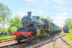 Family Steam Train Trip With East Somerset Railway Picture