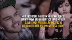 Punjabi Songs Quotes: here we are with Top 20 Latest Punjabi Songs that you cannot miss with new Punjabi Quotes. Get 20 Best Punjabi Love Quotes from latest Punjabi music. Romantic Song Lyrics, Beautiful Lyrics, Me Too Lyrics, Love Songs Lyrics, Music Lyrics, Bollywood Love Quotes, Punjabi Love Quotes, Song Lyric Quotes, Music Quotes