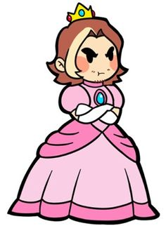 I could see Arin cosplaying as Peach.  I mean, he already did the sonic dress.. ;)